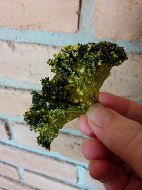 kale chip perfection