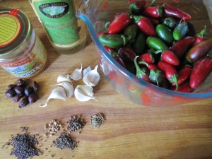 Spicy Mama Ingredients
