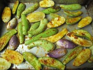 Spicy Mama Eggplant
